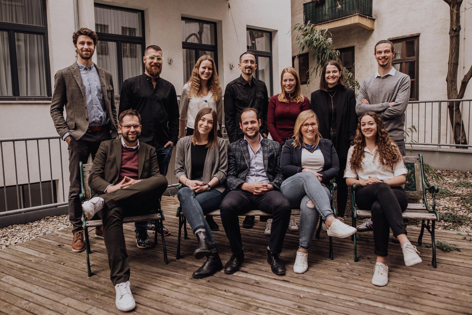 Strolzevent GmbH, Team